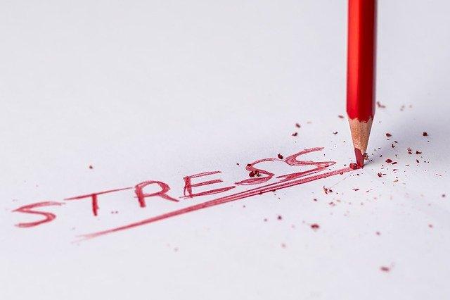 ストレスによる便秘